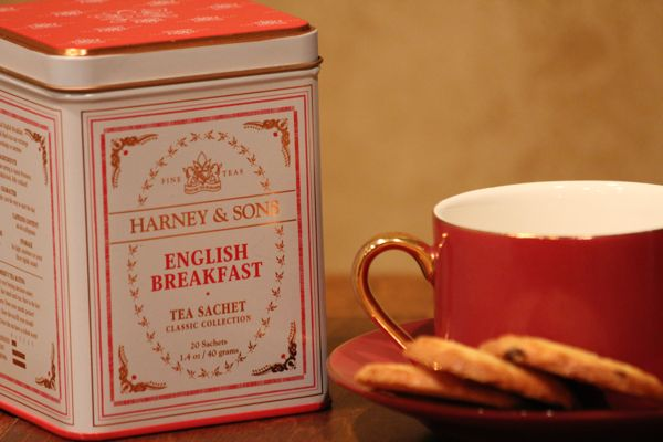 2.21.11 Harney and Sons English Breakfast Tea