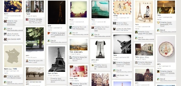Pinterest: Daily Inspiration from France