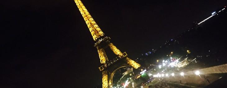 Happy Anniversary Eiffel Tower